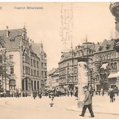 Germania - Braunschweig - lot 5 carti postale vechi, Necirculata, Printata, Europa
