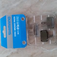 Shimano placute disc Semi-Metalice B01S - m515 m445 m446 m 485 m486... Tektro