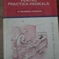 Bazele Clinice Pentru Practica Medicala Vol. 5 - A. Paunescu-podeanu ,394199