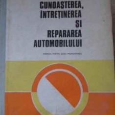 Cunoasterea, Intretinerea Si Repararea Automobilului - Gh. Fratila, St. Samoila, 394316