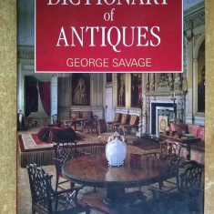 George Savage - Dictionary of Antiques