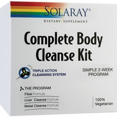 Complete Body Cleanse Kit, SECOM - Produs de Slabit