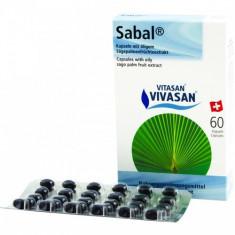 Sabal (60 caps), Vivasan - Produs tratarea prostatei