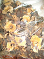 Plante naturale uscate - ciuperci deshidratate ZEM - punga 300 gr
