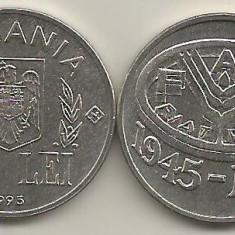 ROMANIA 10 LEI 1995 FAO