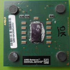Procesor AMD Sempron 3000+ BARTON 2GHz 512/333 socket 462 socket A - Procesor PC AMD, Numar nuclee: 1, 2.0GHz - 2.4GHz, A
