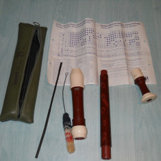 Fluier Yamaha ALTO YRA- 312BII
