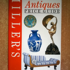 Miller's Antiques Price Guide Professional Handbook 1996