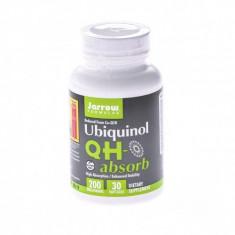 Ubiquinol QH-Absorb 200mg 30cps, SECOM - Produs sporirea imunitatii