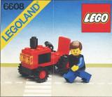 LEGO 6608 Tractor
