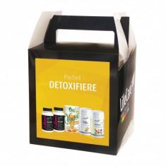 Pachet Detoxifiere complet in 30 de zile, LifeCare - Produs de Slabit