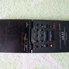 Telecomanda universala AKAI - Telecomanda aparatura audio