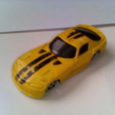 Bnk jc Maisto - 1998 Dodge Viper GT2 - Macheta auto Maisto, 1:43