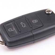 Carcasa telecomanda briceag compatibila Volkswagen / VW AL - TCT-987