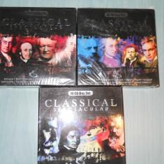 30 CD-uri originale Muzica Clasica Altele