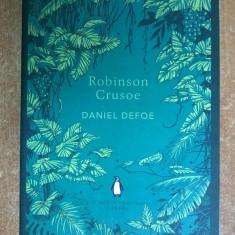 Daniel Defoe - Robinson Crusoe {Penguin Library} - Carte in engleza
