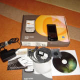 NOKIA 6500 SLIDE ORIGINAL 100% CA NOU LA CUTIE - 189 LEI !!! - Telefon Nokia, Argintiu, <1GB, Neblocat, Single SIM, Fara procesor