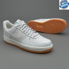 Model foarte rar ! Nike Air Force 1 '07 leather Unisex ORIGINALI 100% nr 40 - Adidasi barbati, Culoare: Din imagine