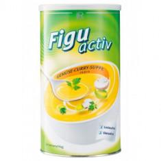Supa Figuactiv de legume si curry