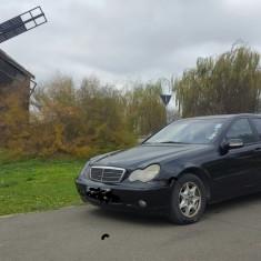Mercedes C200 CDI 2001, Motorina/Diesel, 220000 km, 2148 cmc, Clasa C