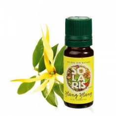 Ulei Ylang Ylang Volatil 10ml, SOLARIS - Set parfum