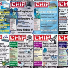 Reviste Chip : 1-12/2001 - Revista IT