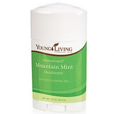 AromaGuard Mountain Mint Deodorant, Young Living - Antiperspirant