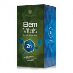 Elemvitals|Supliment alimentar Elemvitals. Zinc si ierburi siberiene, 60 capsule, Siberian Health - Produs tratarea prostatei