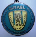 I.259 BRELOC ISRAEL SPORT FEDERATIA DE FOTBAL 33mm