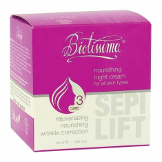 Crema nutritiva de noapte Biotissima® - certificata BIO - NEW FORMULA, LifeCare - Crema de fata