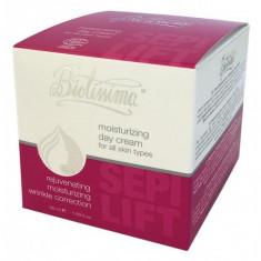 Crema hidratanta de zi Biotissima® - certificata BIO - NEW FORMULA, LifeCare - Crema de fata
