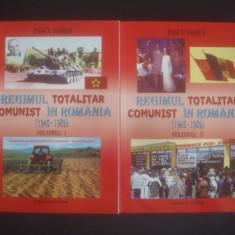 PASCU VASILE - REGIMUL TOTALITAR COMUNIST IN ROMANIA 2 volume