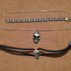 Set bijuterii rock