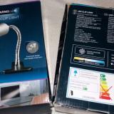 Veioza cu led pentru birou, noua, Livarnolux - Corp de iluminat, Veioze