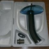 Baterie Lavoar Sticla tip Cascada gat Inalt