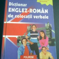 Parlog Teleaga Dictionar englez roman de colocatii verbale - Curs Limba Engleza polirom