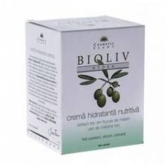 Crema Bioliv Hydra Nutritiva 50ml, COSMETIC PLANT