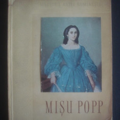 MAESTRII ARTEI ROMANESTI - ION FRUNZETTI - MISU POPP - Album Arta