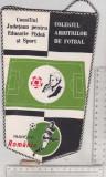bnk div Fanion CJEFS - Colegiul Arbitrilor de Fotbal Prahova