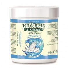 Crema cu saruri minerale Kräuter, LifeCare - Crema de fata