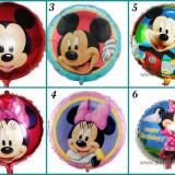 Balon Rotund Folie MIckey Mouse/ Minnie Moue 45 cm