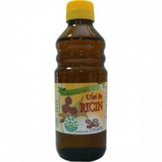 Ulei De Ricin 250ml, HERBAVIT - Tratament par