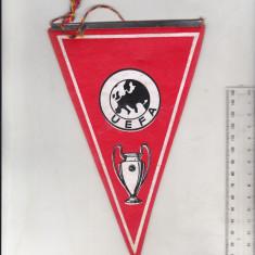 bnk div Fanion Dinamo Bucuresti - Cupa Cupelor 1987