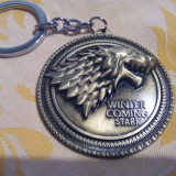 Breloc Game Of Thrones Stark