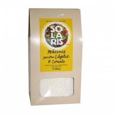 Macinis Pentru Laptic Cu 8 Cereale 250g, SOLARIS - Paste fainoase