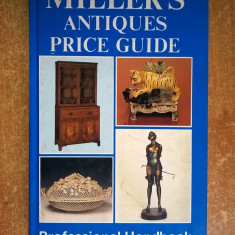Miller's Antiques Price Guide Professional Handbook 1987