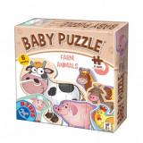 Baby Puzzle Animale de la Ferma