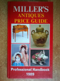 Miller's Antiques Price Guide Professional Handbook 1989
