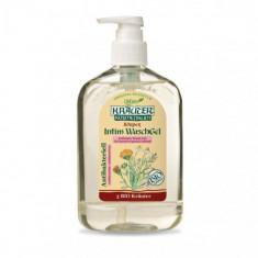 Gel antibacterian pentru igiena intima, cu plante BIO Kräuter, LifeCare