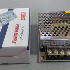 SURSA / TRANSFORMATOR / ALIMENTATOR 12v 5A - 60W